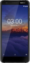 Download free images and screensavers for Nokia 3.1 A.