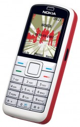 Download free images and screensavers for Nokia 5070.
