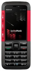Download free images and screensavers for Nokia 5310 XpressMusic.
