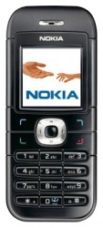 Download free images and screensavers for Nokia 6030.