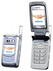 Download free images and screensavers for Nokia 6155.