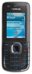 Download free images and screensavers for Nokia 6212 Classic.