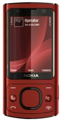 Download free images and screensavers for Nokia 6700 Slide.