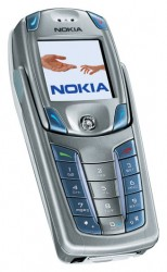 Download free images and screensavers for Nokia 6820.