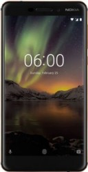 Download free images and screensavers for Nokia 6 (2018).