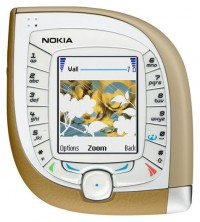 Download free images and screensavers for Nokia 7600.