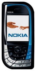 Download free images and screensavers for Nokia 7610 Black Blue Dictionary.