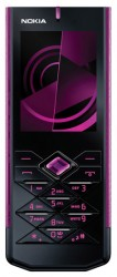 Nokia 7900 Crystal Prism themes - free download