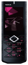 Download free images and screensavers for Nokia 7900 Prism.