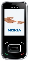 Download free images and screensavers for Nokia 8208.