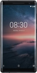 Download free images and screensavers for Nokia 8 Sirocco.