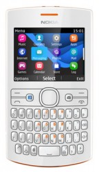 Download free images and screensavers for Nokia Asha 205.