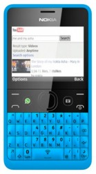 Download free images and screensavers for Nokia Asha 210.