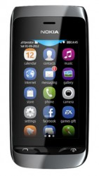 Download free images and screensavers for Nokia Asha 308.