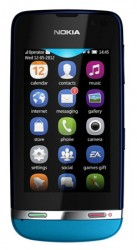 Download free images and screensavers for Nokia Asha 311.