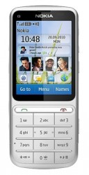 Galerie Nokia C3-01 Touch and Type