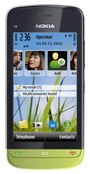 Nokia C5-03 themes - free download