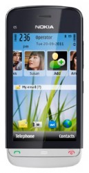 Nokia C5-05 themes - free download