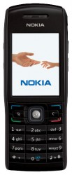 Nokia E50 (with camera) themes - free download
