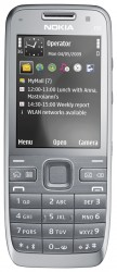 Nokia E52 themes - free download