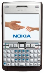 Download free images and screensavers for Nokia E61i.