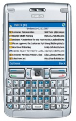 Nokia E62 themes - free download