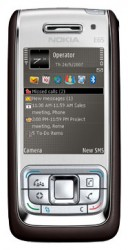 Download free images and screensavers for Nokia E65.