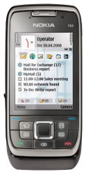 Nokia E66 themes - free download