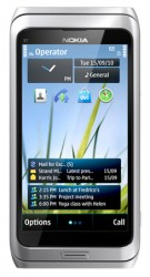 Download free images and screensavers for Nokia E7.