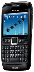 Nokia E71x themes - free download