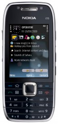 Nokia E75 themes - free download