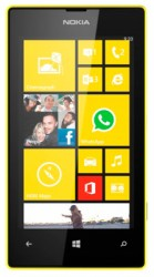 Download free images and screensavers for Nokia Lumia 520.