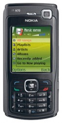 Download free images and screensavers for Nokia N70 Music Edition.