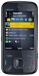 Nokia N86 8MP themes - free download