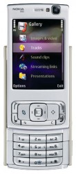 Download free images and screensavers for Nokia N95.