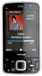 Nokia N96 themes - free download