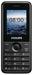 Download free images and screensavers for Philips E103.