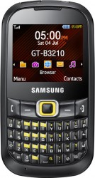 Download free ringtones for Samsung B3210