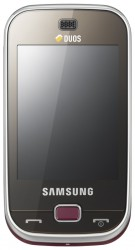 Download free images and screensavers for Samsung B5722.