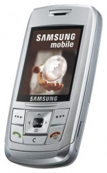 Download games for Samsung E250 for free
