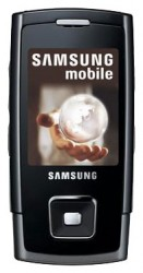 Download free images and screensavers for Samsung E900.