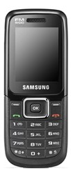 Download free images and screensavers for Samsung GT-E1210.