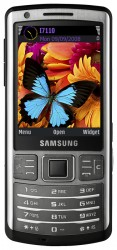 Download free images and screensavers for Samsung GT-i7110.