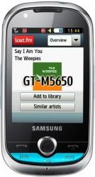 les jeux de samsung gt-m5650