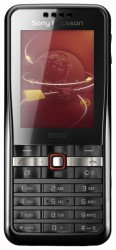 Sony-Ericsson G502 themes - free download