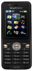 Sony-Ericsson K530i themes - free download