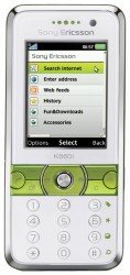 Sony-Ericsson K660i themes - free download