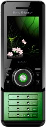 Sony-Ericsson S500i themes - free download
