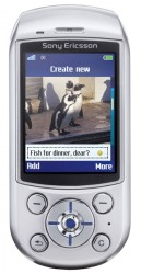 Sony-Ericsson S700i themes - free download