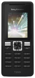Sony-Ericsson T250i themes - free download